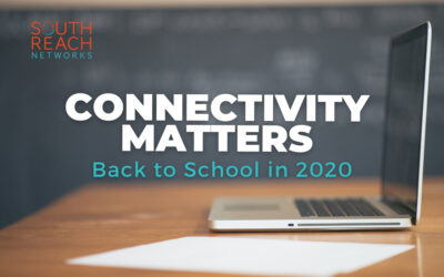 Connectivity Matters: Back to School in 2020